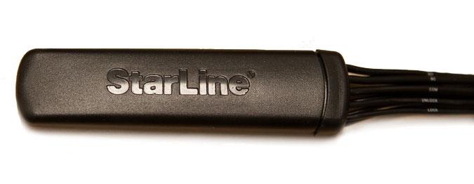 Основной модуль сигнализации Starline V66